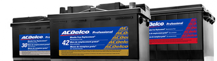Chevy Batteries