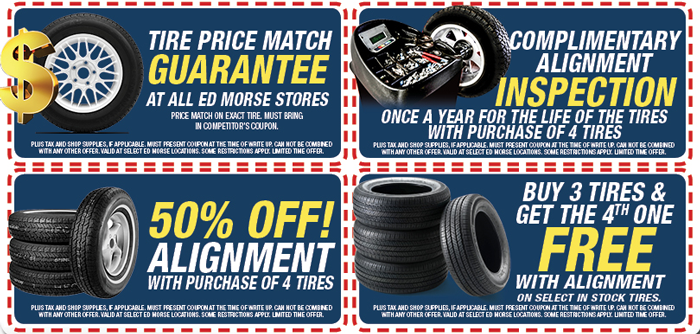 Discounted Major Brand Tires | Great selection with Tire